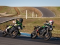 Eric and Shelina at Thunderhill
