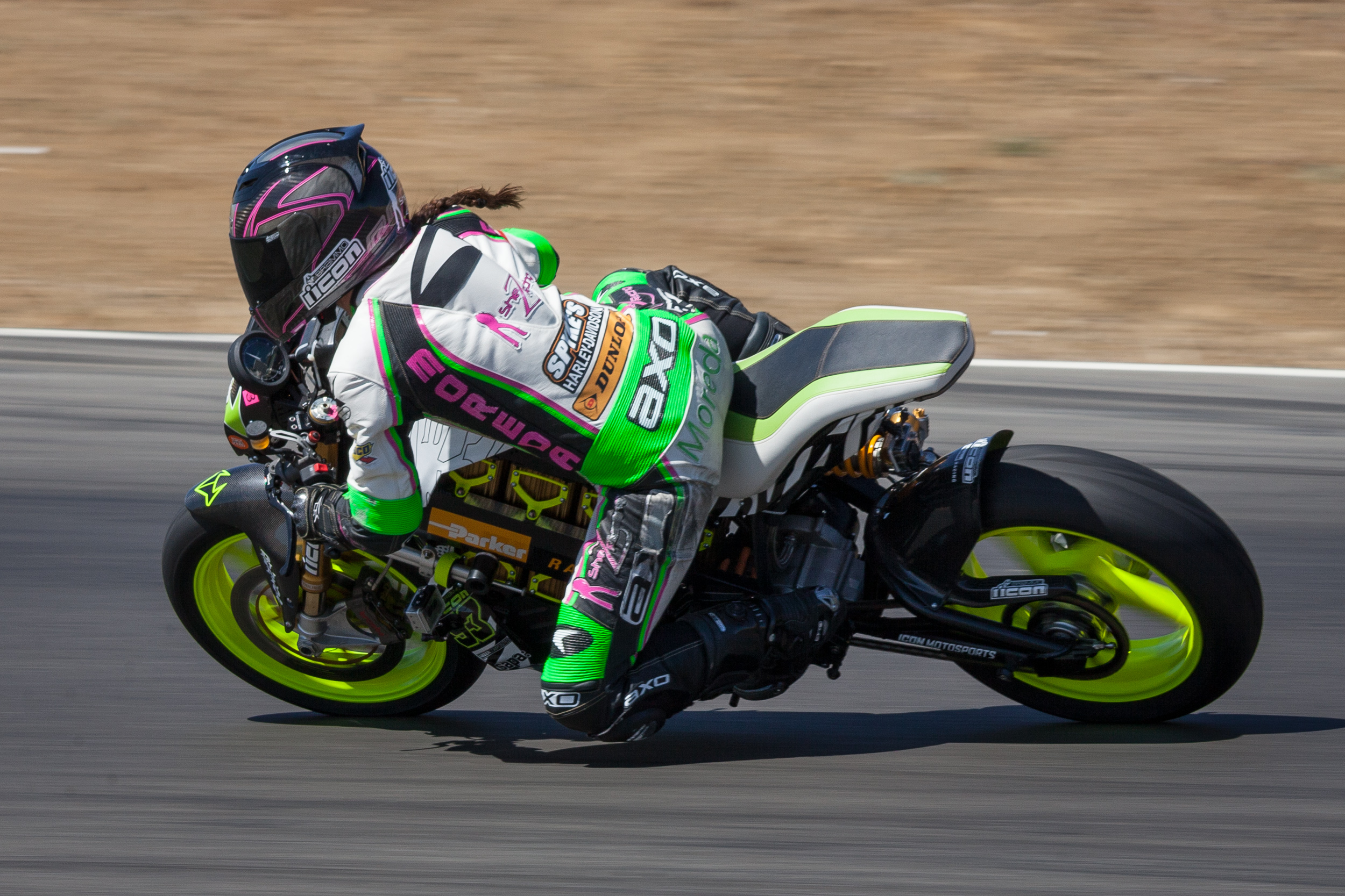 Shelina at Thunderhill