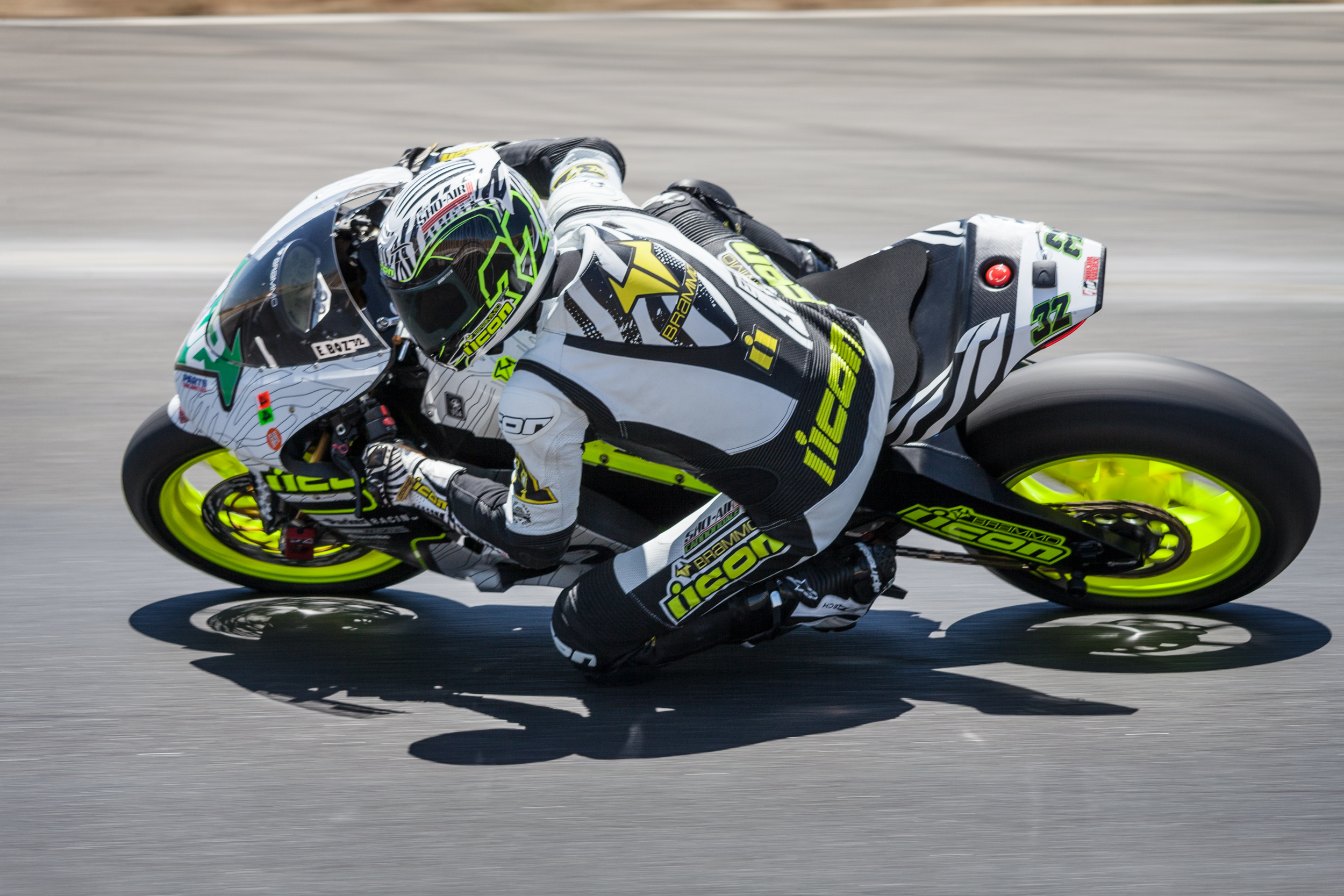 Eric at Thunderhill.