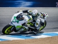 Eric at the Corkscrew (Laguna Seca)